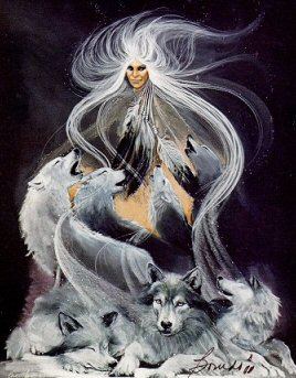 "Carole Bourdo - ""Wolf Song"""