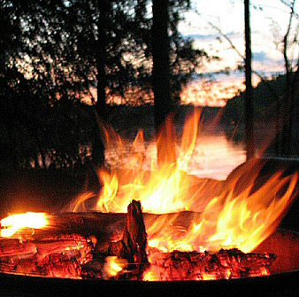 Bonfire © Springwolf / Springwolf Reflections