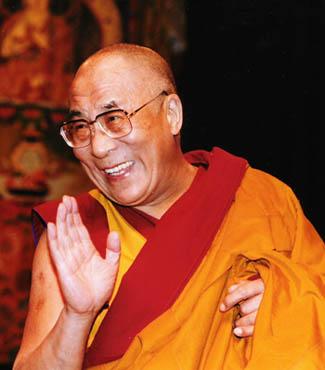 14th Dalai Lama, Tenzin Gyatso