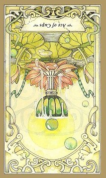 Ace of Cups - Inverted