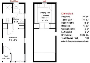 Fencl Floorplans