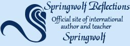 Official Site of Author/ Teacher Springwolf