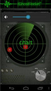 Ghost Radar® by Spud Pickles™ for Android
