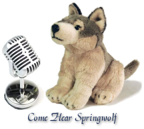 Come Hear Springwolf!