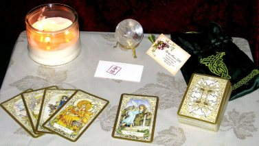 © Springwolf's Tarot Table