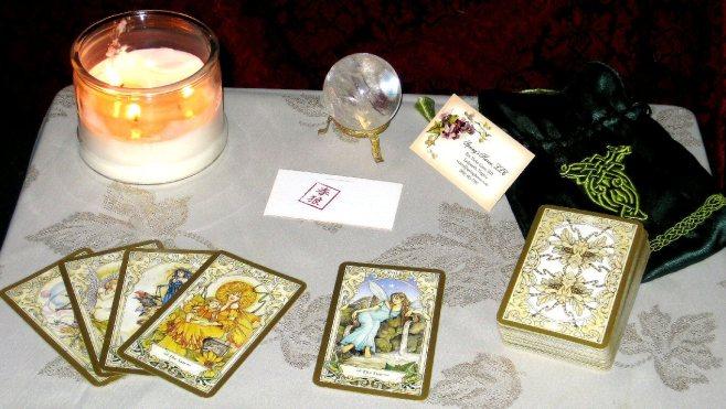 © Springwolf's Tarot Table