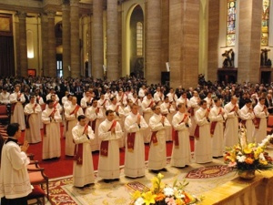 Ordination of Opus Dei Priests
