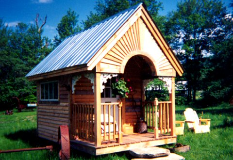 Victorian Tiny House