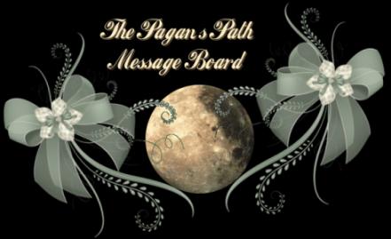 The Pagan's Path Message Board