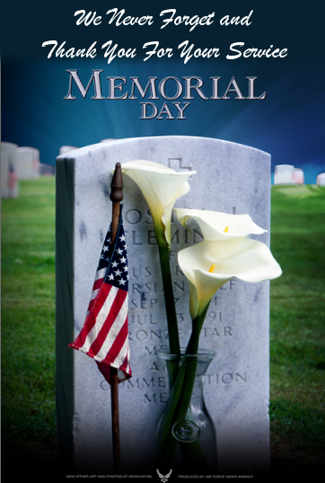Reflections On Memorial Day >> Have A Blessed Memorial Day Springwolf Reflections