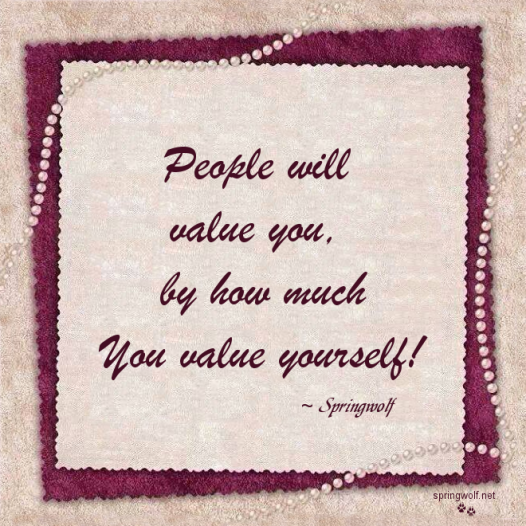 value-yourself