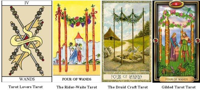 tarot-Wands