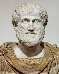 Aristotle by Lysippus,