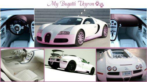 My Bugatti Veyron