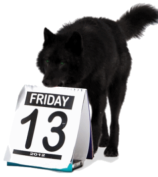 The Popularity of Friday the 13th (1/4)