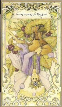 Mystic Faery Tarot by Linda Ravenscroft