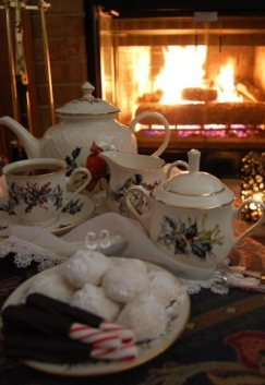 Winter Tea Time