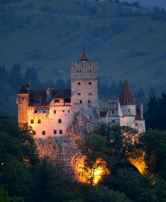 """Bran Castle """"The Witches Castle"""" – Salzburg, Austria"""