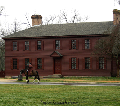 Peyton Randolph House – Williamsburg  Virginia