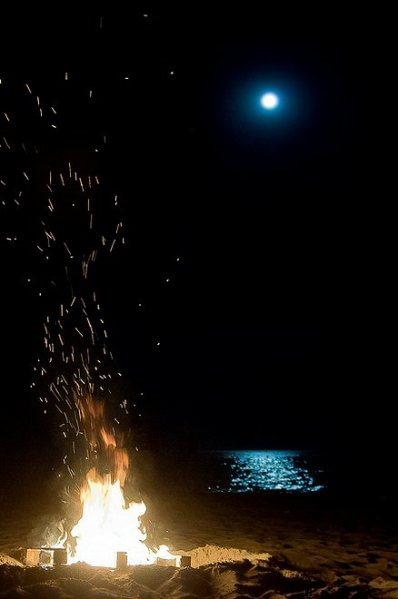 Lammas Blue Moon