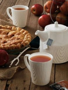 Apple Tea Time